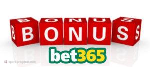 bet365 bonus 2